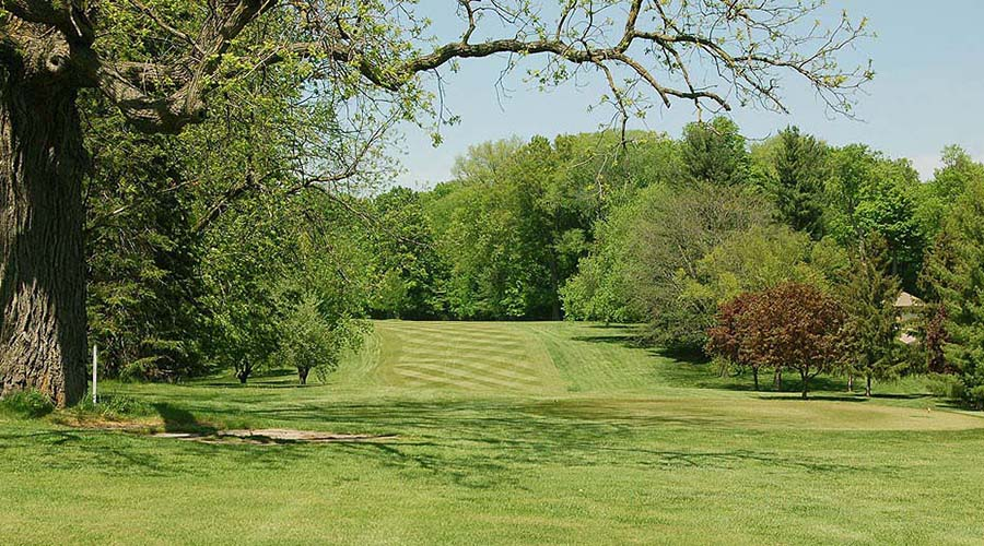 hole 12 at lenawee country club