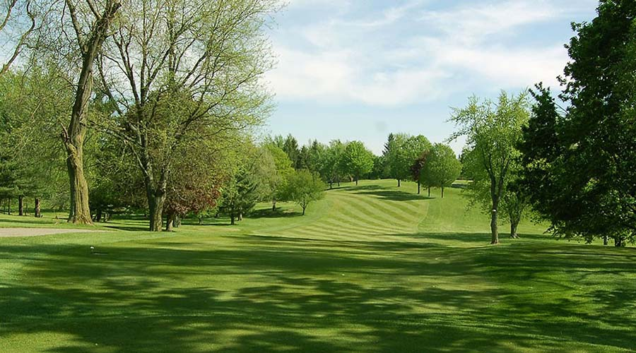 hole 6 at lenawee country club