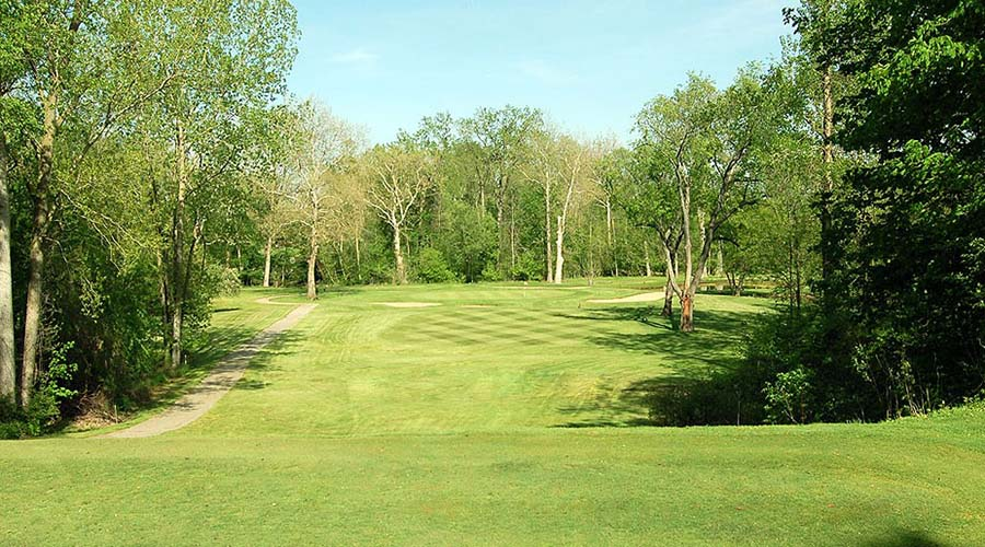 hole 7 at lenawee country club